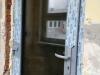 Plastové dvere pavlač SO-02-1