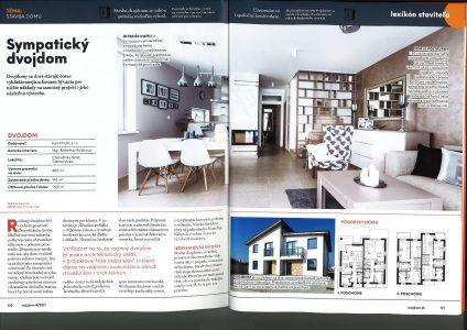 es wurde ber uns in der zeitschrift m j dom mein haus geschrieben kami profit. Black Bedroom Furniture Sets. Home Design Ideas