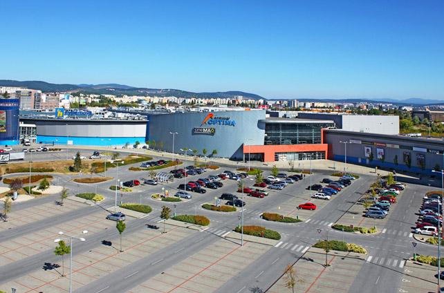 d901787e88f71 Shopping center OPTIMA Košice   KAMI PROFIT - Projektový systém ...