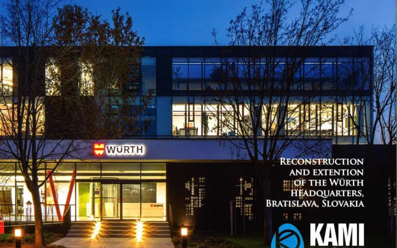 European Building Magazine