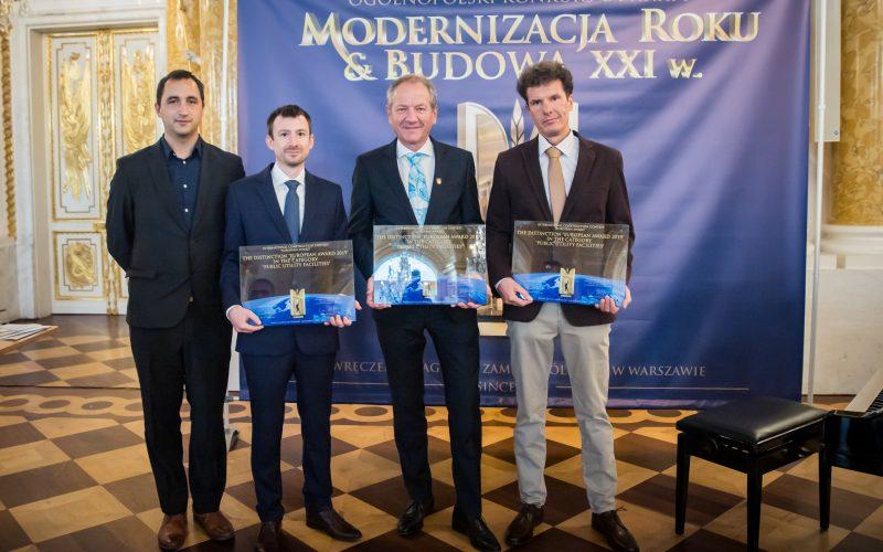 Získali sme cenu v kategórii modernizácie verejných budov za projekt rozšírenie MŠ v Záhorskej Bytrici